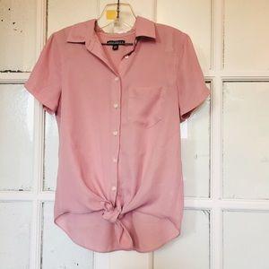 ✨2/20$✨J Crew pink blouse